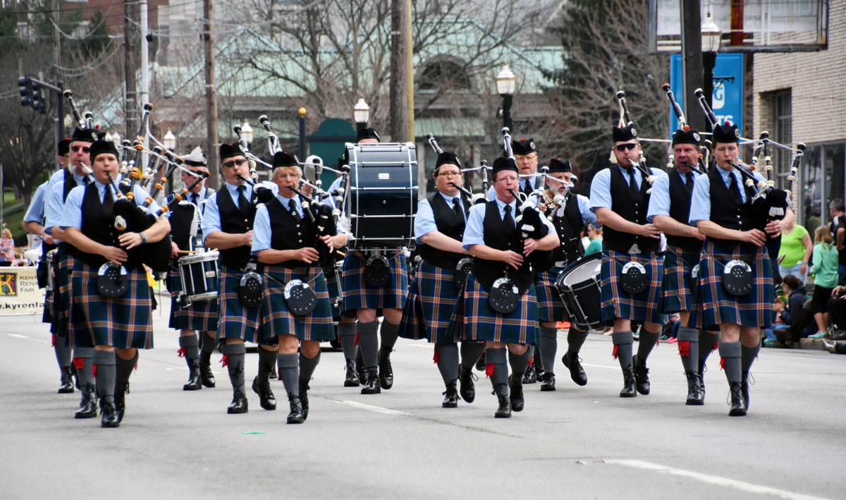 Kentucky United Pipes and Drums
