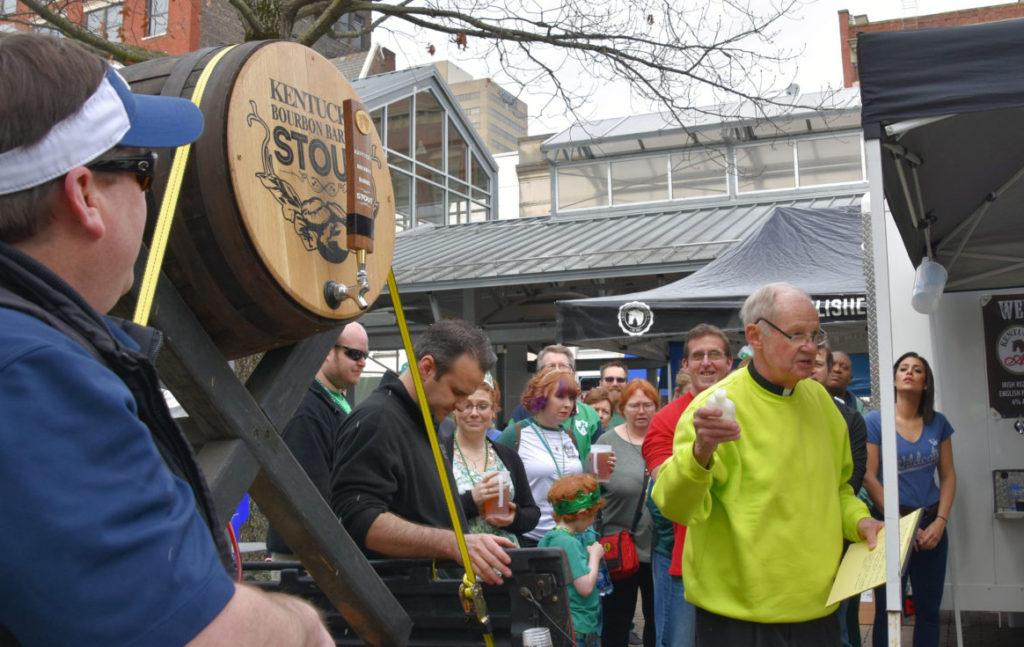 Lexington St. Patricks Day Parade and Festival