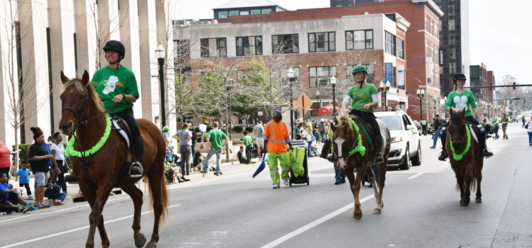Entries, vendors sought for 38th annual St. Patrick's parade and festival
