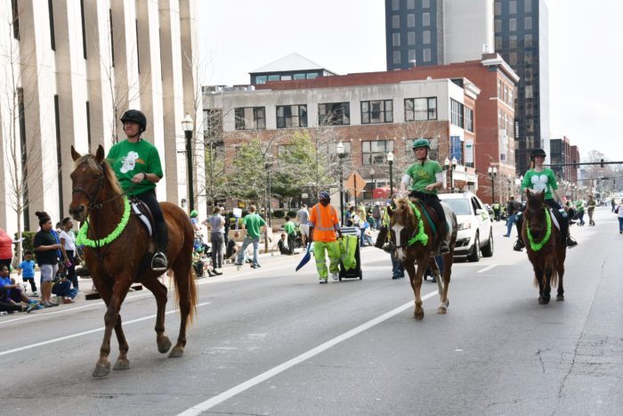 Lexington St. Patrick's Parade