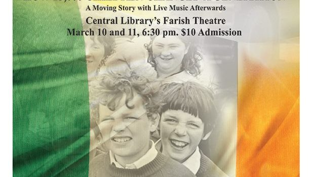 Movies & music: Bluegrass Irish Society celebrates Project Children