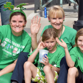 Entries, vendors sought for 39th Alltech Lexington St. Patrick's Parade & Festival