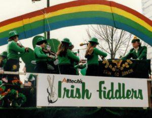 Alltech Irish Fiddlers