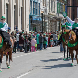 Entries, vendors sought for 40th annual Alltech St. Patrick's Parade and Festival