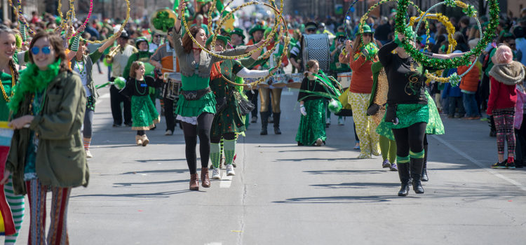 40th Alltech Lexington St. Patrick's Parade and Festival now accepting entries