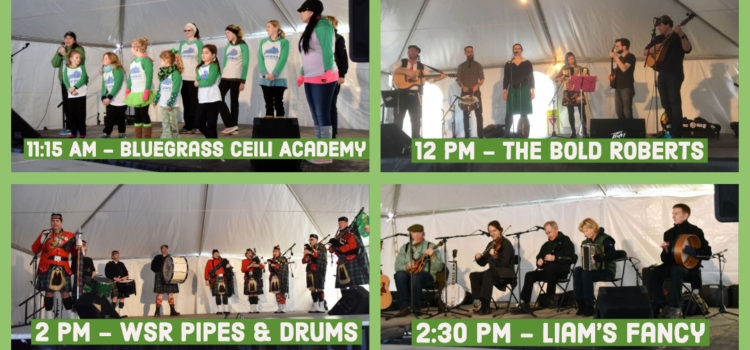 Performers announced for 40th annual Lexington St. Patrick's Parade and Festival