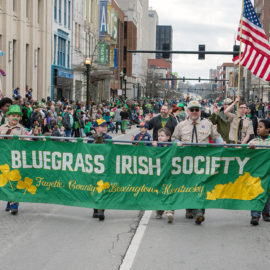 Entries, vendors sought for 41st annual Alltech Lexington St. Patrick's Parade and Festival