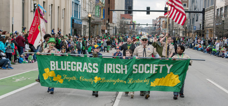 2020 Lexington St. Patrick's Parade and Festival Cancelled