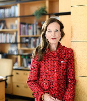Deirdre Lyons named 2020 Parade Grand Marshal